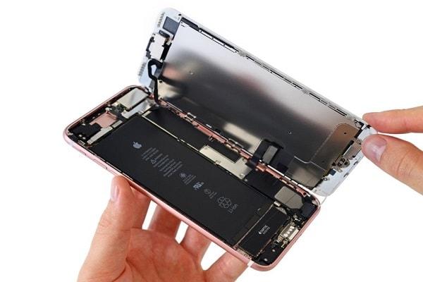 chuyên thay vỏ iphone